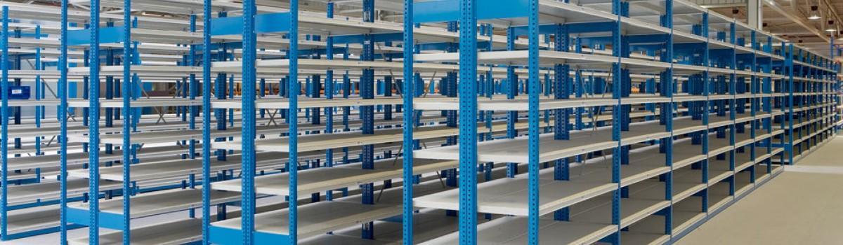 Stow shelf Shelving System